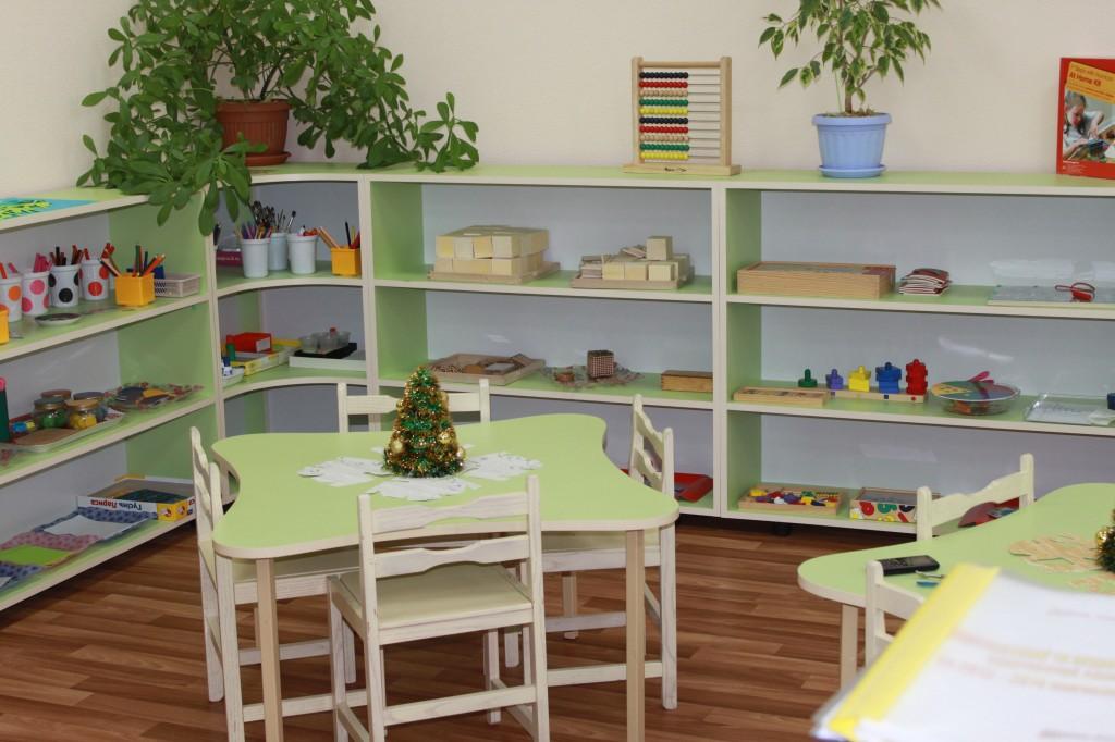 Центр развития Монтессори в Виннице