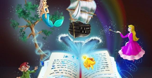 6 оригинальных сайтов со сказками на украинском языке