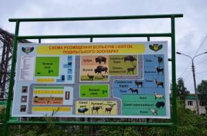 Зоопарк у Вінниці