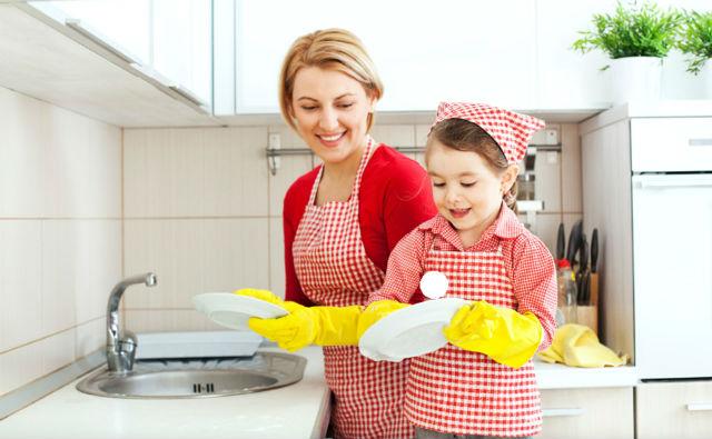 Діти допомагають батькам