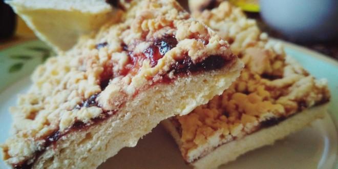 Віденське печиво із сливовим повідлом