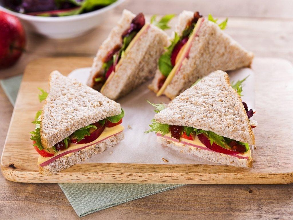 Сендвічі у школу